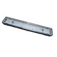 Estanca URAN 2-120 tubo LED T8 IP65