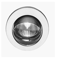 Aro aluminio 50mm basculante blanco