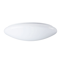 Aplique LED techo/pared Ø340mm con sensor de presencia 18W 3000K 1100lm