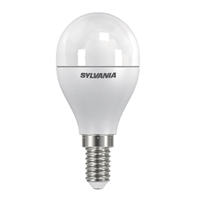 Bombeta LED esférica Toledo 5,6W Satinada E14 Regulable 6500K 470 lm.