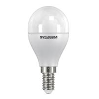 Bombilla LED esférica Toledo 5,6W Satinada 6500K E14 Regulable 470 lm.