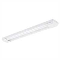 Regleta LED 2x8W IP20 Batten L=600 4000K 1800lm