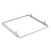 Marco empotrar en escayola Panel LED Start Flat 60x60