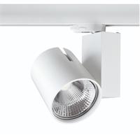 Projector LED Star Track Spot Large 55W 3000K RA90WB (52º) Blanc 4405 lm