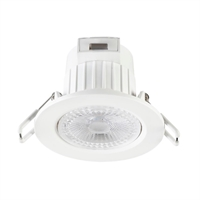 Downlight LED Start Spot orientable blanc Ø86mm IP20 5,5W 3000K 35º 400lm