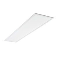 Panel LED 1196x296x10mm Start Flat UGR<19 33W 3000K 3000lm