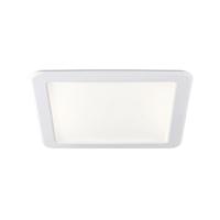 Downlight SYLFALT 14W 1400lm quadrat 4000K 110º blanc per encastar