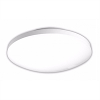 Plafón LED redondo Clot IP54 Ø350mm con sensor movimiento 30W 4000K 3000lm