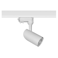 Proyector carril trifásico Picolo blanco GU10