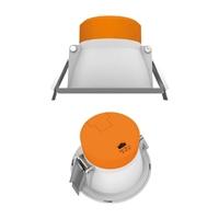 Downlight Mini Smart LED dimmable 9W rodó Ø113 grafit. Forat Ø90 3-4-5000K 800lm