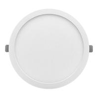 Downlight LED encastar Monet rodó blanc 24W 4000K 2000lm Ø290x13mm. Forat regulable Ø60~260