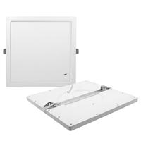 Downlight LED Monet empotrar Cuadrado blanco 24W 4000K 2000lm 290x290x13mm