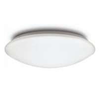 Aplique LED redondo Ovel IP44 Ø385 24W 4000K 2000lm