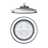 Campana LED Ufo Aluminio 100-260V 100W 4000K 110º 13000lm IK09 IP65