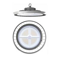 Campana LED Ufo Alumini 100-260V 100W 5000K 110º 13400lm IK09 IP65