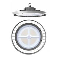 Campana LED Ufo Aluminio 100-260V 200W 4000K 110º 26.000lm IK09 IP65
