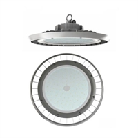 Campana LED Ufo Aluminio 100-260V 240W 4000K 110º 31.200lm IK09 IP65