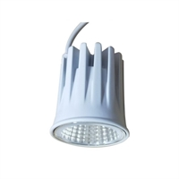 Mòdul dicroïca LED Anura Ø50x56mm 7W 160-265V 4000K 36º 740lm