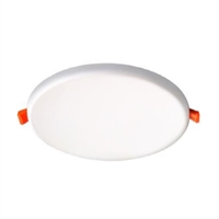 Downlight LED Simho IP66 rodó blanc 30W. Ø215. Forat Ø195mm 4000K 2480lm