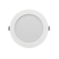 Downlight LED encastar Monet rodó blanc 12W 4000K 950lm Ø160x13mm. Forat regulable Ø60~140