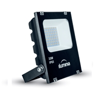 Projector LED Tango negre IP65 amb protector sobretensions 2kV. 35W 100-240Vac 5700K 120º 4250lm