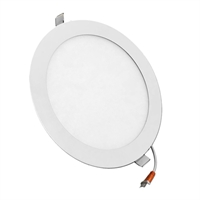 Downlight LED Luna Eco D rodó blanc Øforat: 225mm Øext 240mm reg.1,10/Push/Dali UGR<21 24W 6000K 2120lm