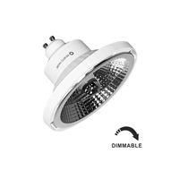 LED AR111 Lynk Regulable 13W GU10 220V 45º 2700K 880lm.