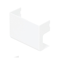 Adaptador Serie 3700 para canal 20X12,5 Blanco