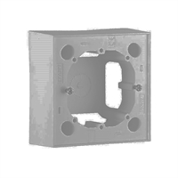 Caixa de superfície per a Logus 90. Alumini