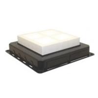 Caja de empotrar para caja de suelo de 16 módulos