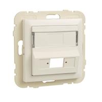 Tapa para adaptador para conectores F.O. SC APC Simplex / LC Duplex