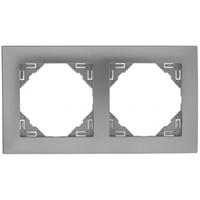 Marco doble Aluminio