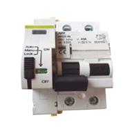 Magnetotérmico y diferencial con rearme automático 1P+N 16A 30mA