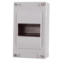 Caixa de protecció d'habitatge 6 Buits (PIAs). 120x196x55mm. IP40
