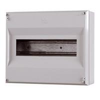 Caixa de protecció d'habitatge 10-12 PIAs. 240x196x55mm. IP40