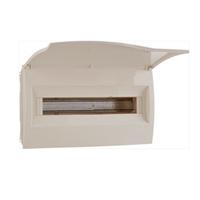 Caixa protecció 16-18 PIAs . 387x215x100x63mm. IP40