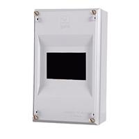 Caixa de protecció d'habitatge 4 Buits (PIAs). 120x196x55mm. IP40