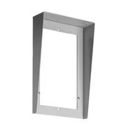 Visera de aluminio placa S1