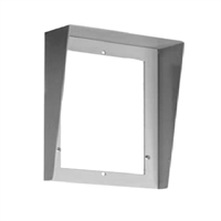 Visera de aluminio 3 placas S4