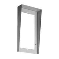 Visera de aluminio placa S5