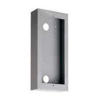 Caja de superficie de aluminio placa S4 350x153x60 mm.