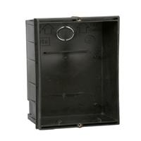 Caja de empotrar placa S2 203x122x60 mm