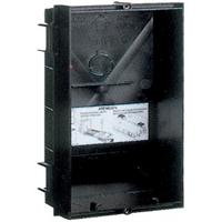 Caja de empotrar placa S3 248x130x60 mm