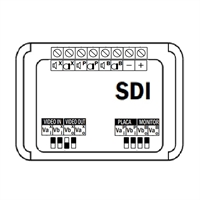 Selector digital interior SDi