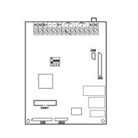 Mòdul de control videoporter 2 fils