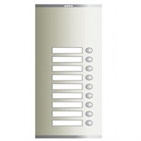 Placa Compact analògica Polsadors P S4 109