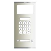 Placa Compact Digital Alfanumèrica T S4 201