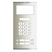 Placa Compact Digital Alfanumèrica T S4 202