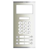 Placa Compact digital Alfanumèrica T S4 203