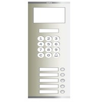 Placa Compact Digital Alfanumèrica T S5 105